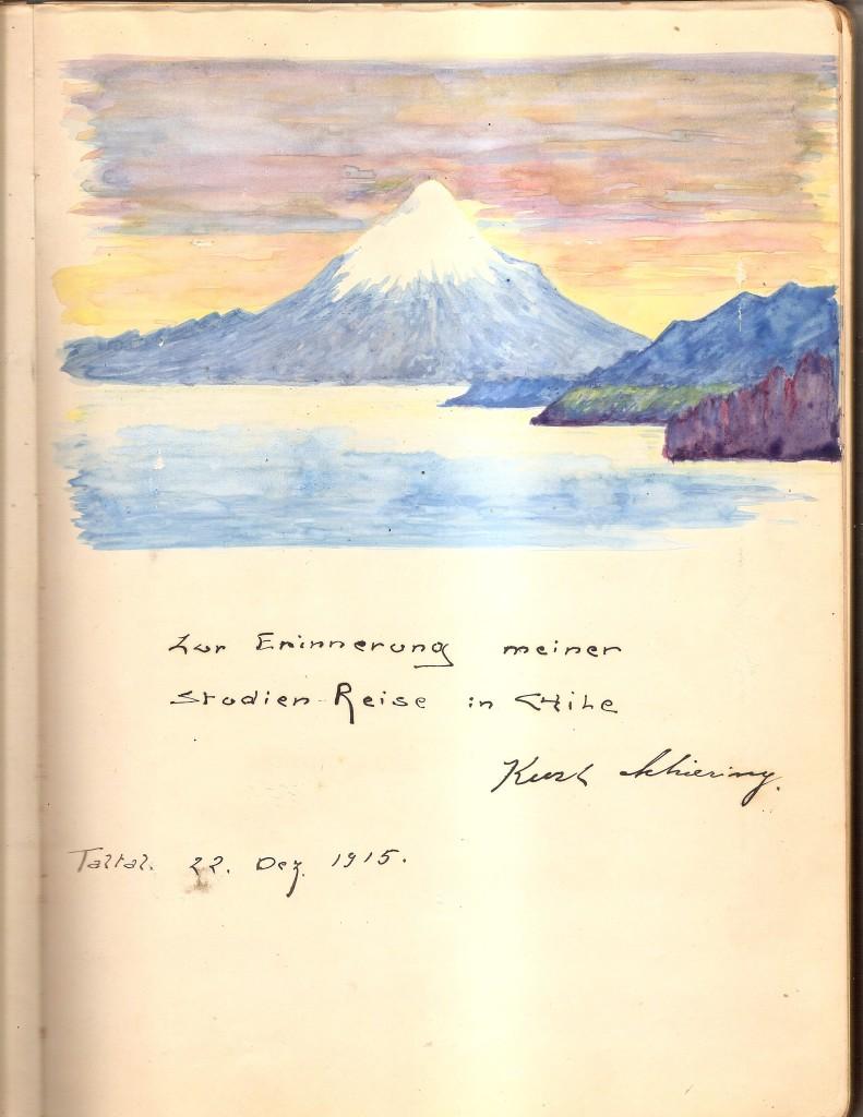 Framm Guestbook, 1915
