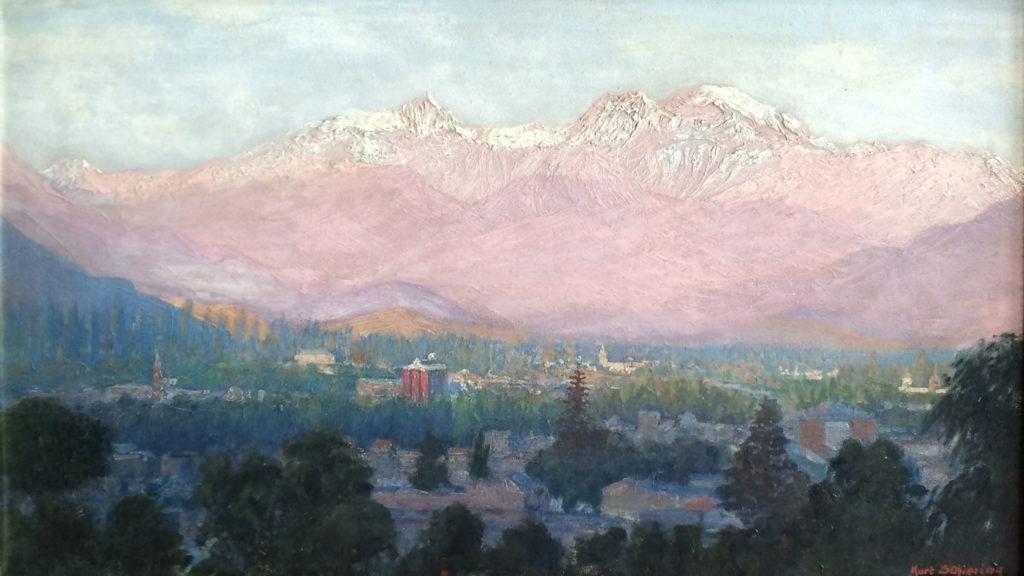 Santiago, 1917