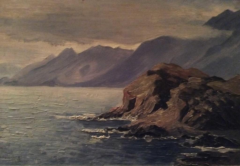 Taltal, coastline
