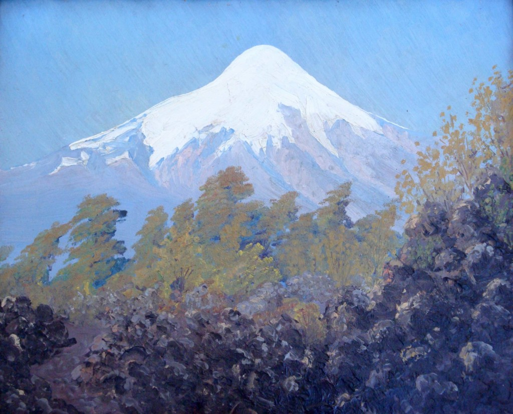 Volcán Osorno